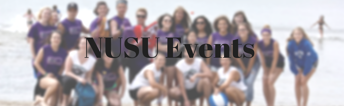 NUSU Events