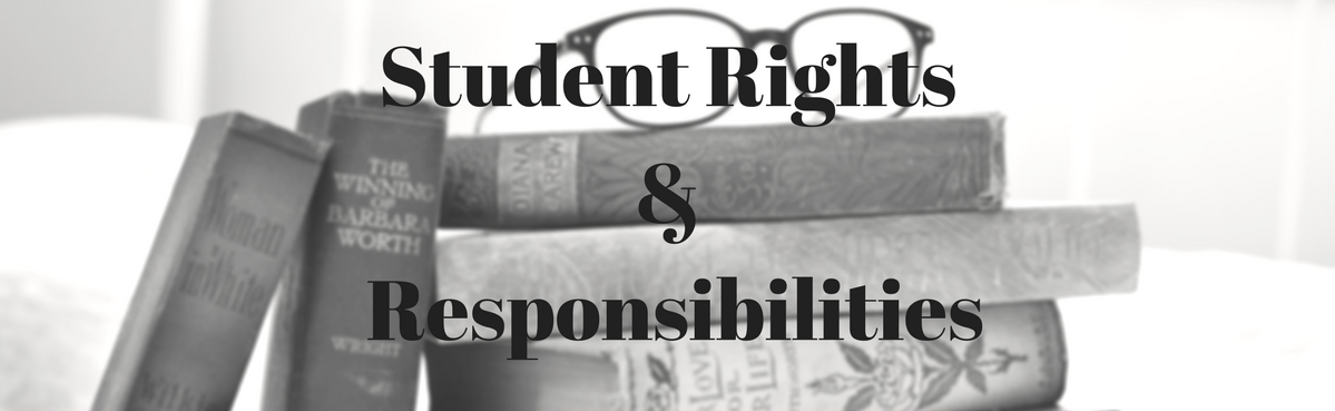 Student Rights and Responsibilities
